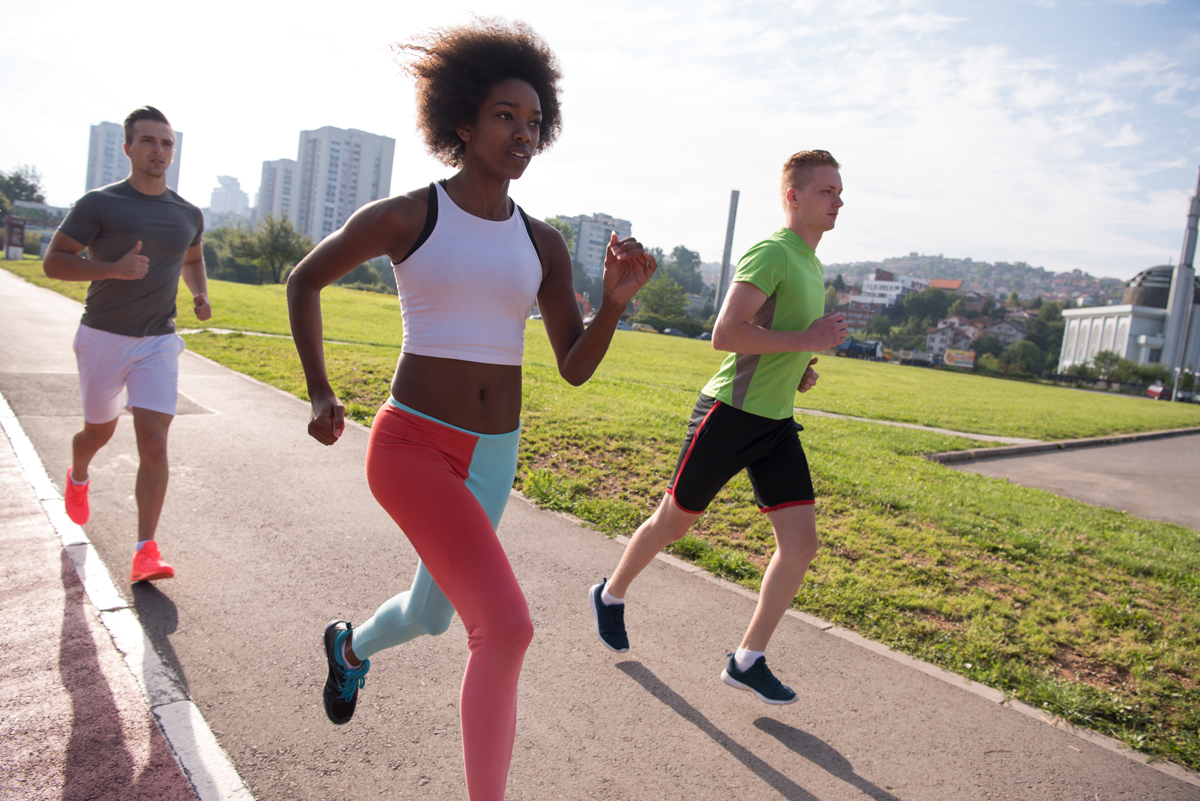 Running outdoor Joel fitness illes baleares