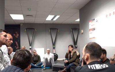Presentación Equipo Medicina Deportiva